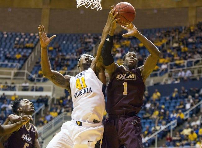 Louisiana-Monroe vs. Appalachian State - 12/31/15 College Basketball Pick, Odds, and Prediction