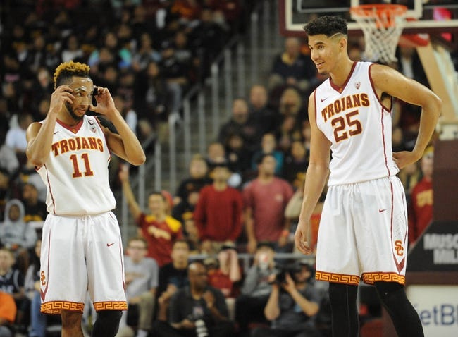 USC Trojans vs. Cal Poly Mustangs - 12/17/15 College Basketball Pick, Odds, and Prediction
