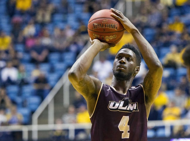 Troy Trojans vs. Louisiana-Monroe Warhawks - 2/27/16 College Basketball Pick, Odds, and Prediction