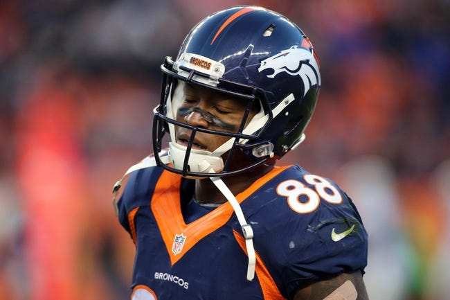 Fantasy Football 2015: Bengals at Broncos Week 16 Preview