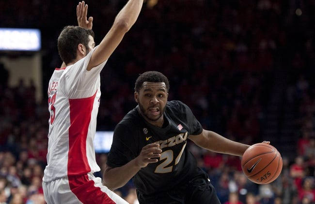 Missouri vs. Auburn - 1/9/16 College Basketball Pick, Odds, and Prediction