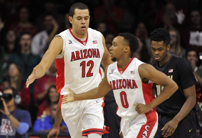 Arizona vs. Northern Arizona - 12/16/15 College Basketball Pick, Odds, and Prediction