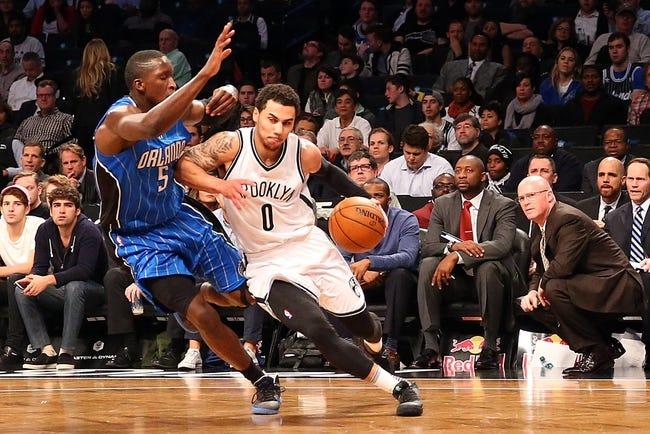 Orlando Magic vs. Brooklyn Nets - 12/30/15 NBA Pick, Odds, and Prediction