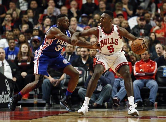 Philadelphia 76ers vs. Chicago Bulls - 1/14/16 NBA Pick, Odds, and Prediction