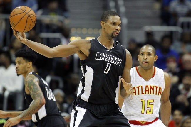 Hawks at Heat - 1/31/16 NBA Pick, Odds, and Prediction