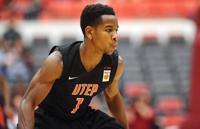 UTSA vs. UTEP - 1/16/16 College Basketball Pick, Odds, and Prediction