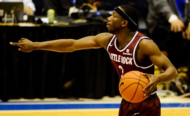 Troy Trojans vs. Arkansas-Little Rock Trojans - 1/2/16 College Basketball Pick, Odds, and Prediction