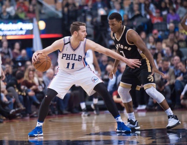 76ers vs. Raptors - 1/9/16 NBA Pick, Odds, and Prediction