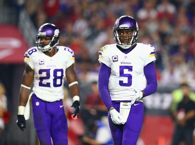 Bears at Vikings - 12/20/15 NFL Pick, Odds, and Prediction
