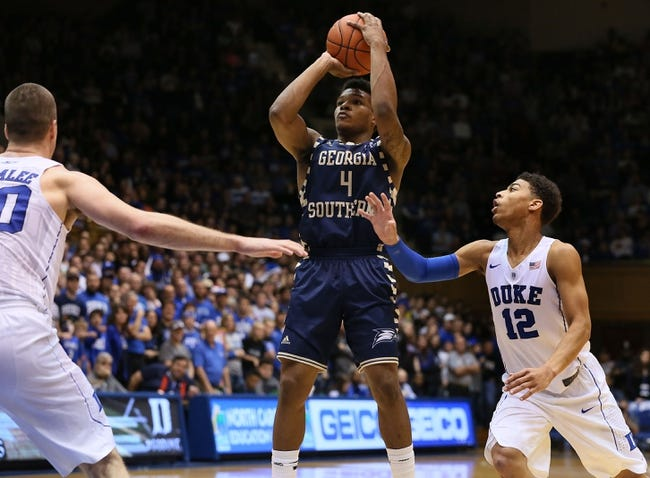 Georgia Southern Eagles vs. Georgia State Panthers - 2/23/16 College Basketball Pick, Odds, and Prediction