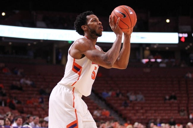 Clemson vs. South Carolina - 12/18/15 College Basketball Pick, Odds, and Prediction