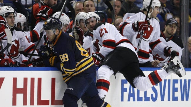 Buffalo Sabres vs. New Jersey Devils - 10/9/17 NHL Pick, Odds, and Prediction