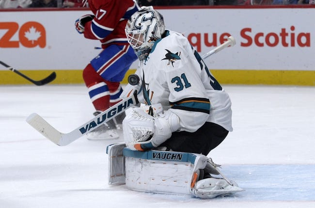Sharks vs. Canadiens - 2/29/16 NHL Pick, Odds, and Prediction