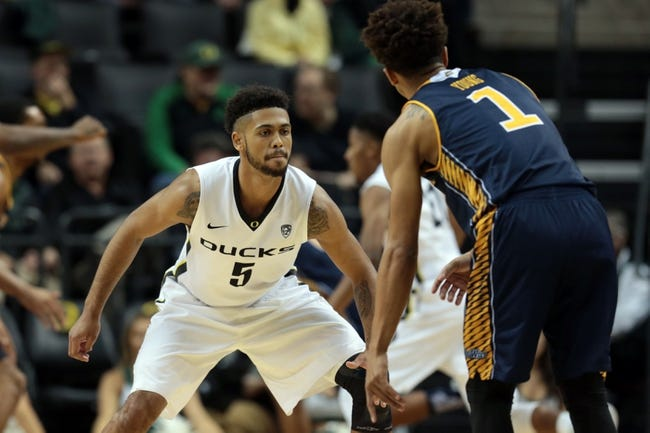 Oregon vs. Stanford - 1/10/16 College Basketball Pick, Odds, and Prediction