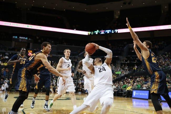 UC Irvine vs. Santa Barbara - 1/30/16 College Basketball Pick, Odds, and Prediction