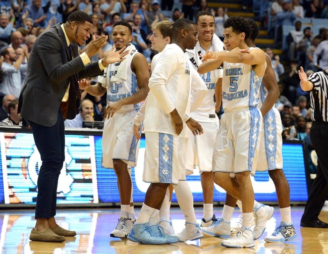 North Carolina vs. Appalachian State - 12/21/15 College Basketball Pick, Odds, and Prediction