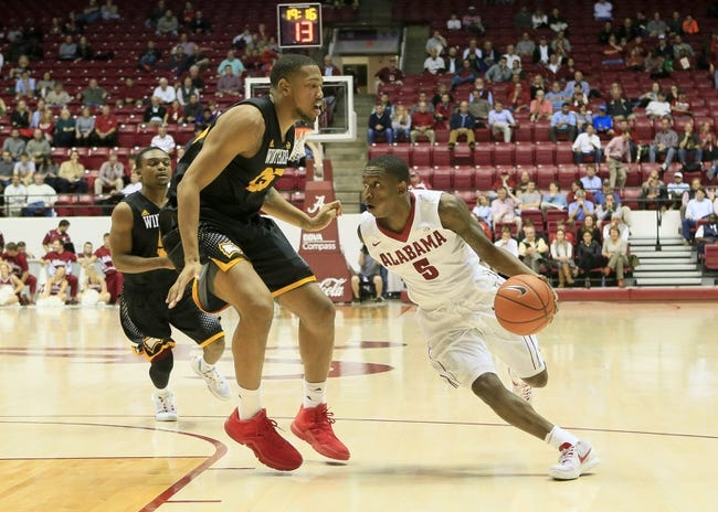 Alabama Crimson Tide vs. Jacksonville State Gamecocks - 12/29/15 College Basketball Pick, Odds, and Prediction
