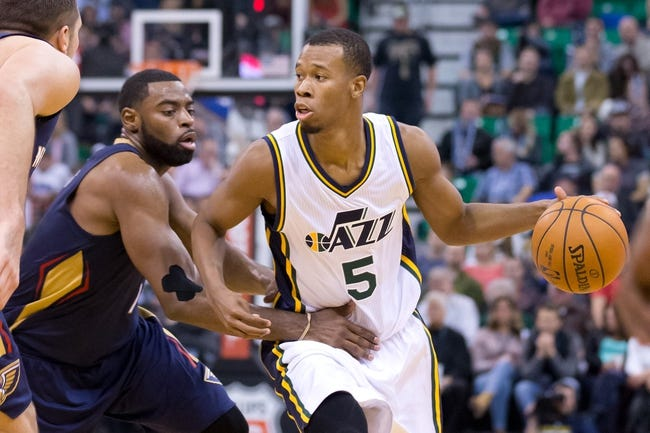 Pelicans vs. Jazz - 2/10/16 NBA Pick, Odds, and Prediction