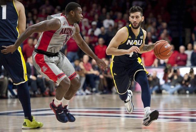 Northern Arizona Lumberjacks vs. Weber State Wildcats - 2/20/16 College Basketball Pick, Odds, and Prediction