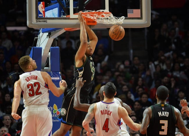 Bucks overcome sluggish start to beat Raptors for second straight win