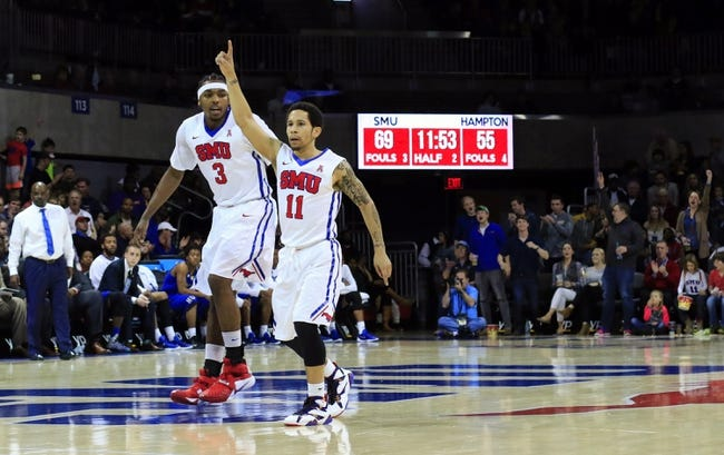 SMU vs. Kent State - 12/22/15 College Basketball Pick, Odds, and Prediction