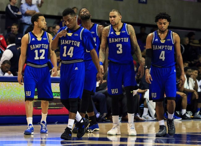 Hampton Pirates vs. Morgan State Bears - 3/9/16 College Basketball Pick, Odds, and Prediction