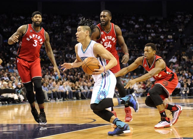 Hornets at Raptors - 1/1/16 NBA Pick, Odds, and Prediction