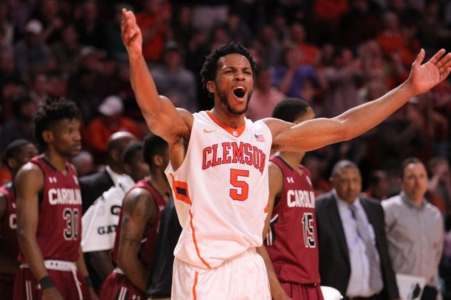 Clemson vs. Florida State - 1/2/16 College Basketball Pick, Odds, and Prediction
