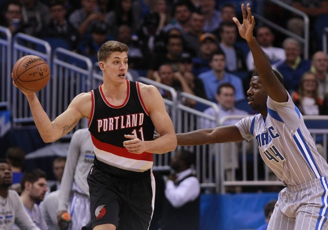 Portland Trail Blazers vs. Orlando Magic - 3/12/16 NBA Pick, Odds, and Prediction