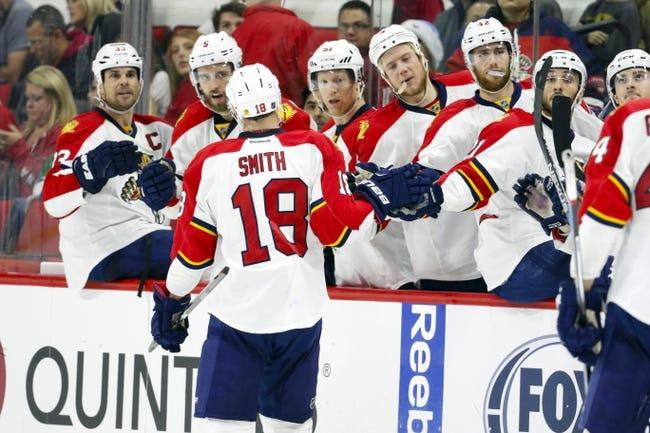 Florida Panthers vs. Carolina Hurricanes - 4/9/16 NHL Pick, Odds, and Prediction