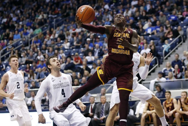 Central Michigan vs. Toledo - 2/16/16 College Basketball Pick, Odds, and Prediction