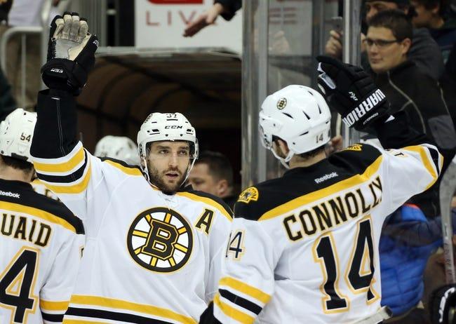 Boston Bruins vs. Pittsburgh Penguins - 2/24/16 NHL Pick, Odds, and Prediction