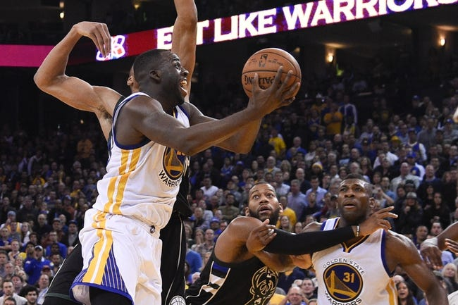 Milwaukee Bucks vs. Golden State Warriors - 11/19/16 NBA Pick, Odds, and Prediction