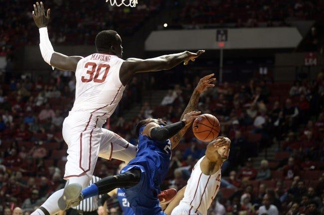 Washington State vs. Oklahoma - 12/22/15 College Basketball Pick, Odds, and Prediction