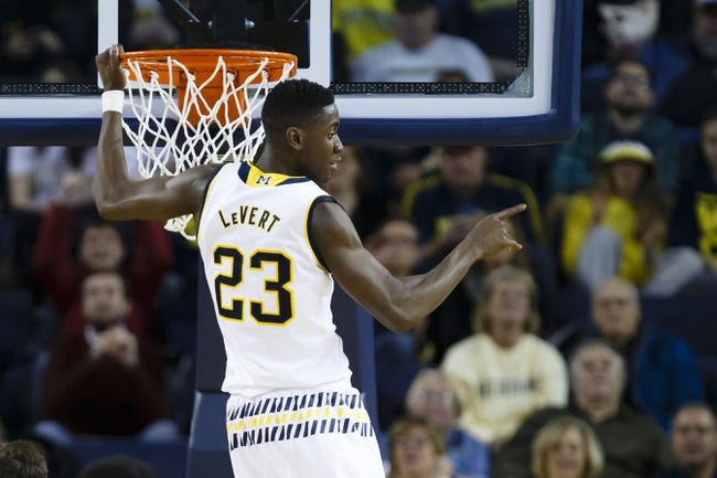 Michigan Wolverines vs. Bryant Bulldogs - 12/23/15 College Basketball Pick, Odds, and Prediction