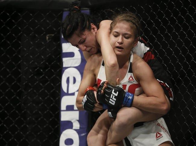 Karolina Kowalkiewicz vs. Heather Jo Clark UFC Fight Night 87 Pick, Preview, Odds, Prediction - 5/8/16