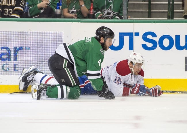 Canadiens vs. Stars - 3/8/16 NHL Pick, Odds, and Prediction