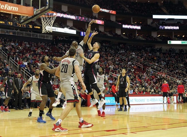 Rockets at Clippers - 1/18/16 NBA Pick, Odds, and Prediction