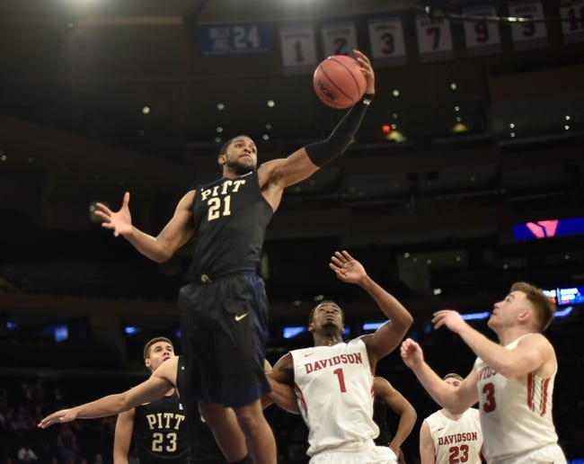 Pittsburgh Panthers vs. Western Carolina Catamounts - 12/23/15 College Basketball Pick, Odds, and Prediction