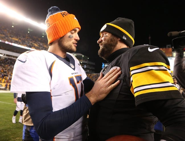 Steelers at Broncos - 1/17/16 NFL Divisional Round Pick, Odds, and Prediction