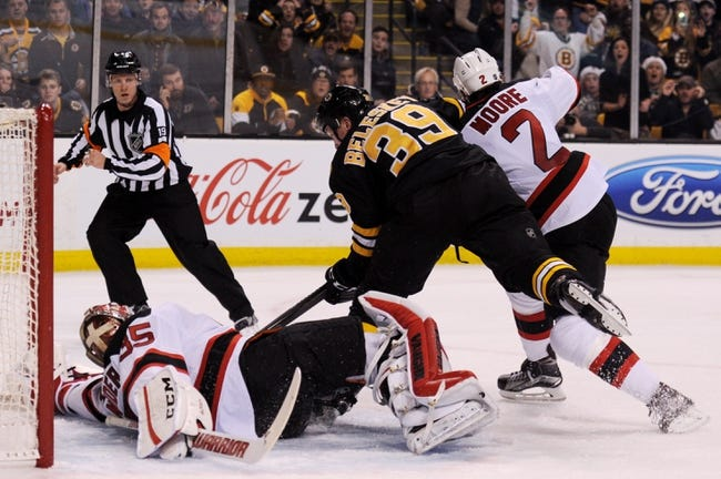 Devils vs. Bruins - 1/8/16 NHL Pick, Odds, and Prediction