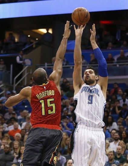Atlanta Hawks vs. Orlando Magic - 1/18/16 NBA Pick, Odds, and Prediction