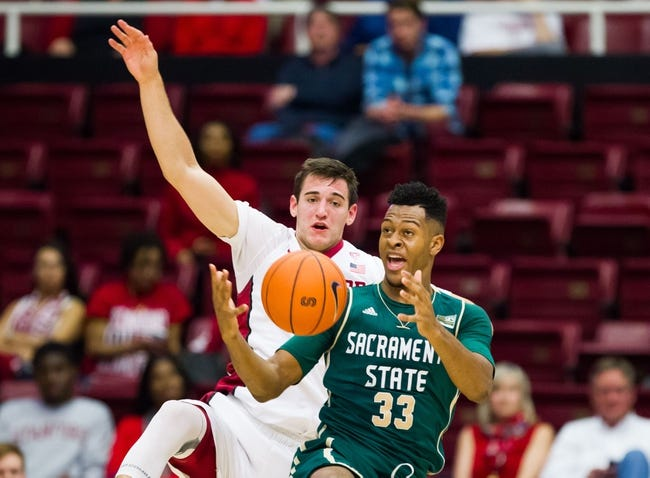 Idaho Vandals vs. Sacramento State Hornets - 1/28/16 College Basketball Pick, Odds, and Prediction
