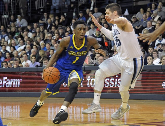 College of Charleston Cougars vs. Delaware Blue Hens - 3/4/16 College Basketball Pick, Odds, and Prediction