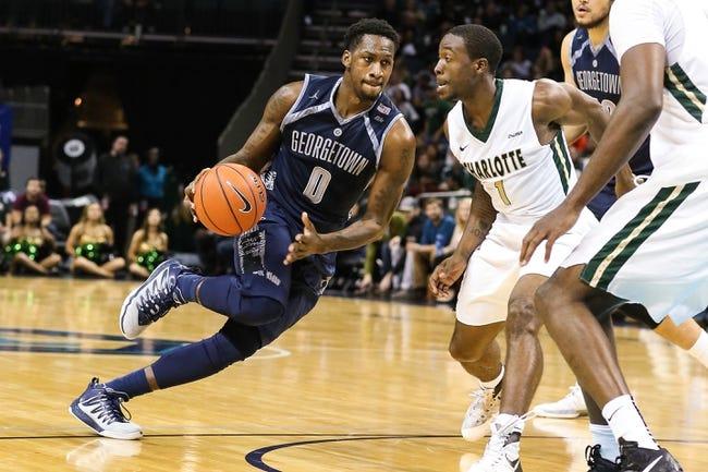 Charlotte vs. UTSA - 2/25/16 College Basketball Pick, Odds, and Prediction