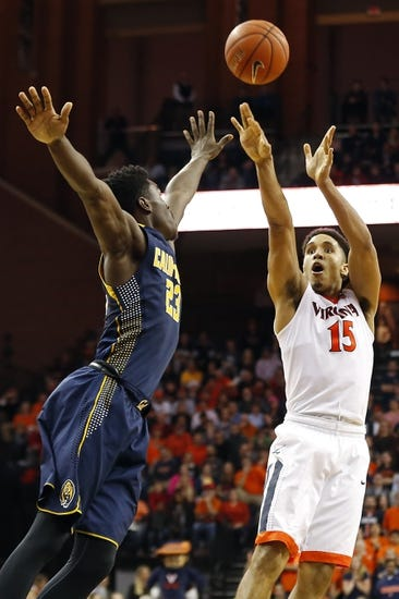 Virginia vs. Oakland - 12/30/15 College Basketball Pick, Odds, and Prediction