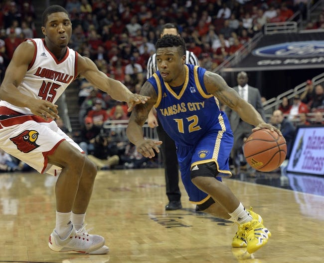 UMKC vs. UNC Wilmington - 12/23/15 College Basketball Pick, Odds, and Prediction