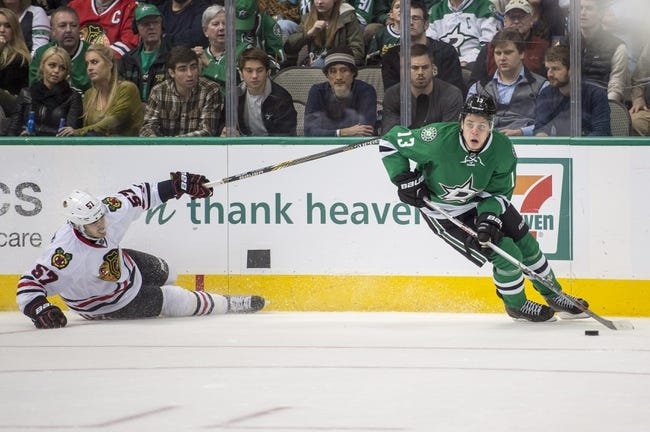 Stars vs. Blackhawks - 2/6/16 NHL Pick, Odds, and Prediction