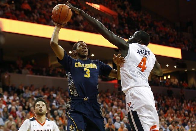 Oregon vs. California - 1/6/16 College Basketball Pick, Odds, and Prediction