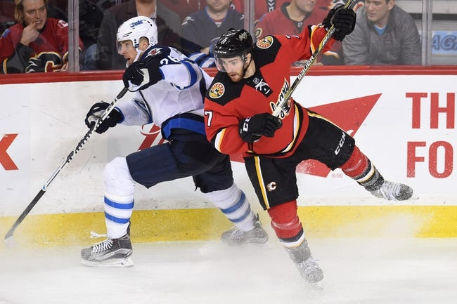 Flames vs. Jets - 3/16/16 NHL Pick, Odds, and Prediction